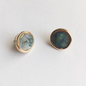 60s Vintage Earrings 60年代ヴィンテージピアス【1点物・送料無料】