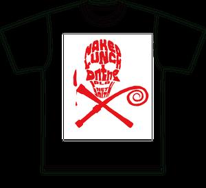 【惑星スミスでネイキッドランチを】オリジナルTシャツ Bタイプ