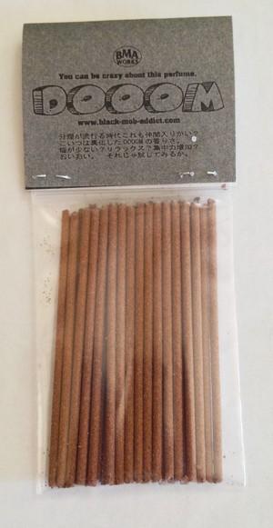 incense / DOOOM
