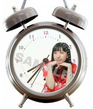 オリジナル目覚まし時計『あいなぷぅver.』Type-B ※受注生産になります