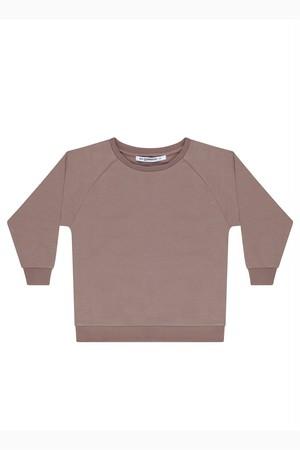 MINGO. Oversized sweater Taupe