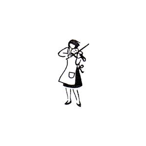 街は鳴る / ヴァイオリン(1) Music of the people / Violin (1)