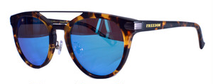 POWELL 7 TORT BLUE MIRRER