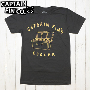 [クリックポスト対応] CAPTAIN FIN COOLER PREMIUM S/S TEE CT171070