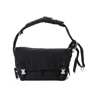 Ballistic Messenger Bag Black M LO-STN-SB01-M