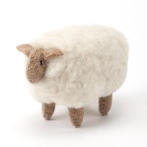 daladala 羊毛のもこもこヒツジ