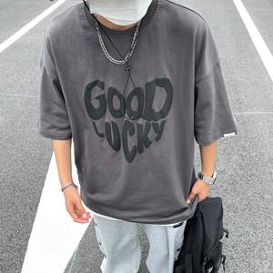 GOOD LUCKY Tシャツ BL8707