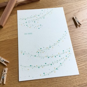 Post card / turee crown(ツリークラウン)5枚セット