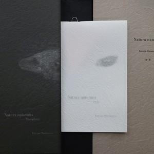 村松桂|作品集『Natura naturans』