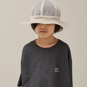 4/中旬再入荷 MOUNTEN. mesh adventure hat (greige)[21S-MA20-0949] MOUNTEN.※1点までメール便OK