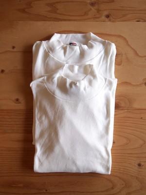 DEADSTOCK / JENSEN Activewear, mockneck Long sleeve T-shirts
