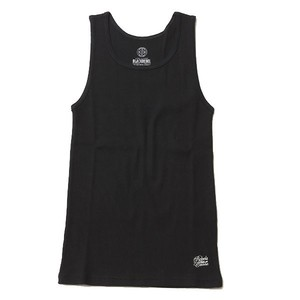 TANKTOP – PLAIN (BLACK) / RUDE GALLERY BLACK REBEL