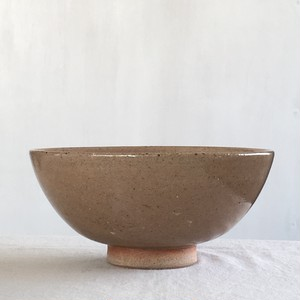 ONE KILN / CULTIVATE rice bowl L(丼) OF clear