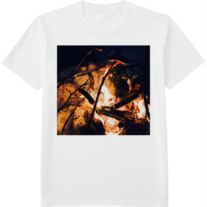 83.Finland100 Tシャツ / 冬のBBQ