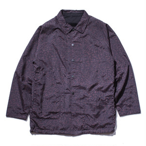 Grizzly Trippy Trail Reversible Jacket Black