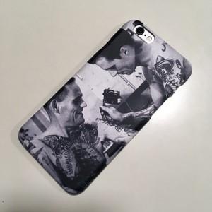"【受注生産】""Tattooing"" iPhone Case"