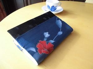 羽織&使用浅着物から単行本20cmサイズブックカバー