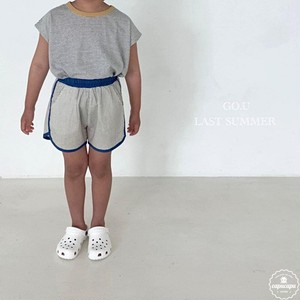 «sold out»«ジュニア» go.u piping short pants パイピングショートパンツ «ジュニア»