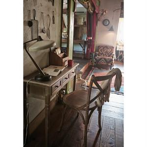 Antique Wood Console Table / アンティーク調 コンソールテーブル