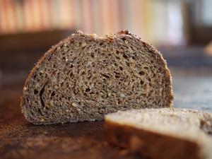 グルテンフリーブラウンブレッド gf Roasted Brown Bread