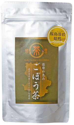 薩摩の恵み 焙煎ごぼう茶 70g【送料無料】