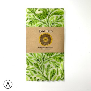 Bee Eco Wrap(ビーエコラップ) Lサイズ約33㎝×33㎝