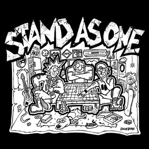 V.A - STAND AS ONE 2枚組CD