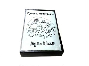 [USED] Enema Och Gejonte - Ingen Kisse (1990) [Cassette Tape]