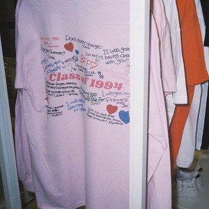 Class of 1994 Year Book Tee