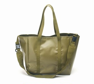 MIS-1026 ALL WEATHER 2WAY TOTE BAG_OLIVE