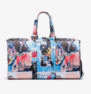 HERSCHEL ハーシェル Novel Duffle | Basquiat