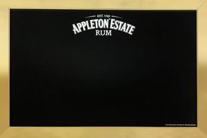 品番0078 サインボード 『APPLETON ESTATE(アプルトン エステート)』 壁掛 看板 アメリカン雑貨