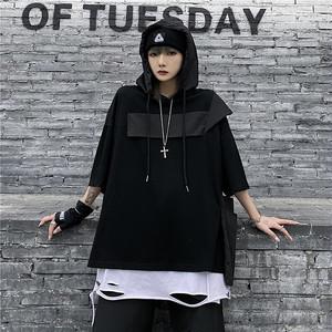 【トップス】半袖韓国系ストリート系カジュアルTシャツ47538587