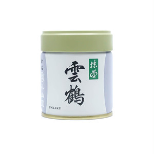 【宇治茶 抹茶】雲鶴(うんかく)40g