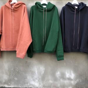 "NEON SIGN  "" wide hoodie """