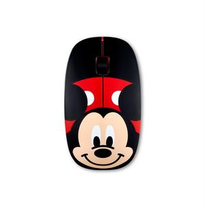 Disney ワイヤレスマウス 光学マウス Wireless Optical Mouse ミッキーマウス Mickey Mouse [並行輸入品]  iWM-100-Mickey