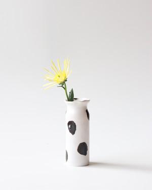 ミルク瓶なフラワーベース  花瓶
