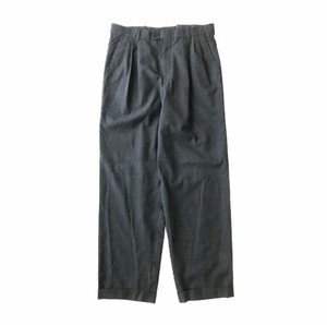 """ BENSOL TROUSERS By nordstorm ""  Wool 3 tack Slacks"