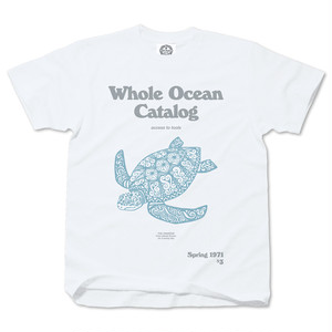 Whole Ocean Catalog white