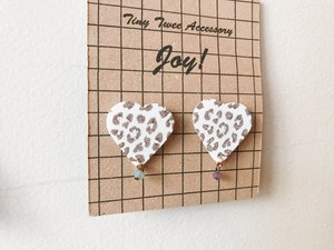 joy! - pierce - leopard heart