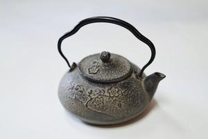 南部鉄器 鉄瓶 しののめ ひさご色 0.5L