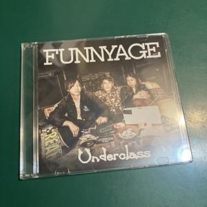 FUNNYAGE / underclass(CD)
