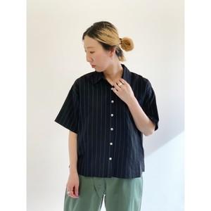 MANIC MONDAY・ストライプシャツ(9S61001U)