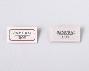 SAMURAI BOY サムライボーイ