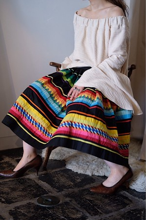50s Native Indian skirt