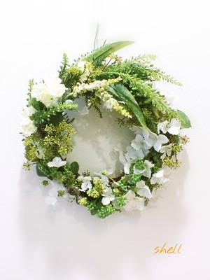 Green wreath・リッチなリース