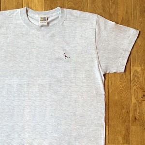 "JS ""Football"" Pros Tシャツ/グレー"