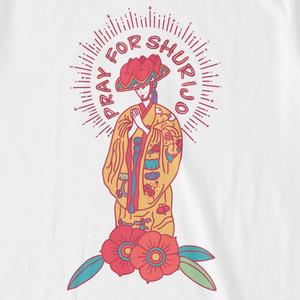 【キッズ】首里城応援チャリティーTシャツ