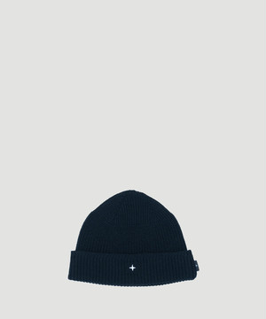 Stone Island Knit Cap Black 7115NO5C3