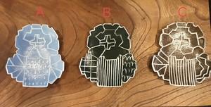砥部焼 Atelier chie たんぽぽ皿